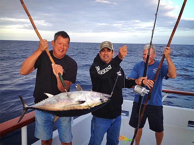 Early tuna season shaping up for Tuna fishing season