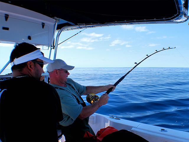 Fishing Tips: Handling Big Fish, part 1