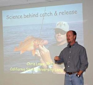 SoCal Best Fishing Practices Workshop Aug 10   FISHTRACK COM