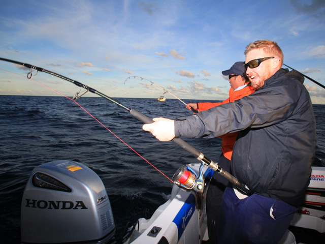 Catching Picky Bluefin Tuna Techniques