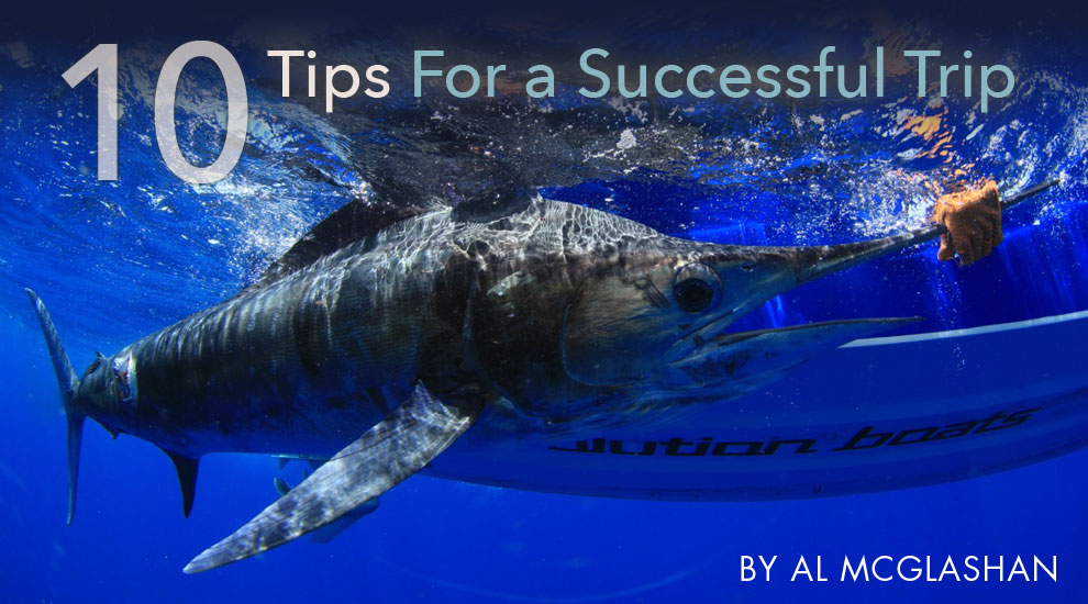 10 Top Tips For a Successful Fishing Trip