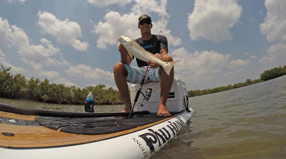 доска для ловли рыбы
