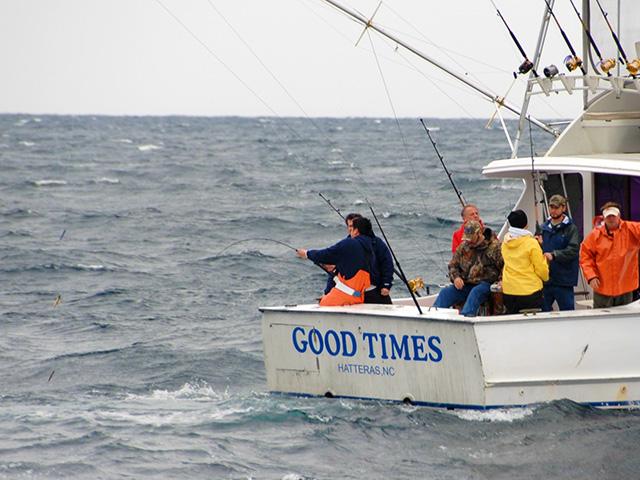 Cape hatteras tuna forecast fishtrack com for Cape hatteras fishing report