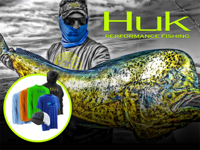 Huk shots fishing photo and video contest fishtrack com for Huk fishing gear