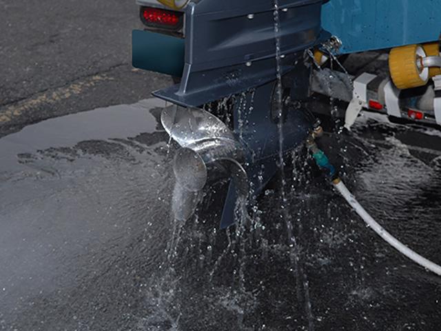 How To Winterize A Yamaha Outboard Engine