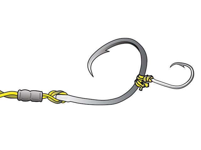 How To Make A Circle Hook Keeper Rig Fishtrack Com