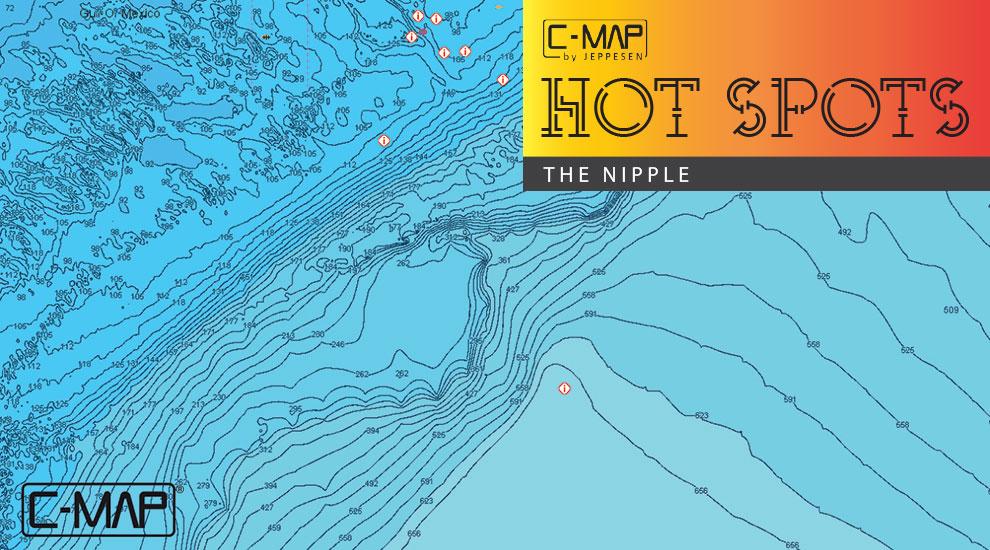 C Map Hot Spot The Nipple Fishtrack Com