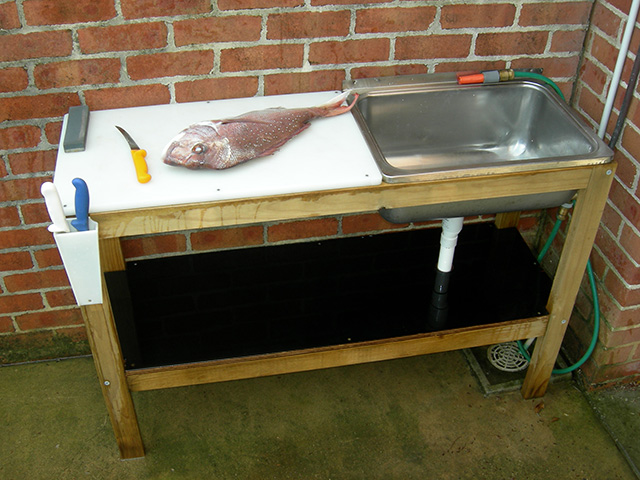 Diy Fillet Table Fishtrack Com