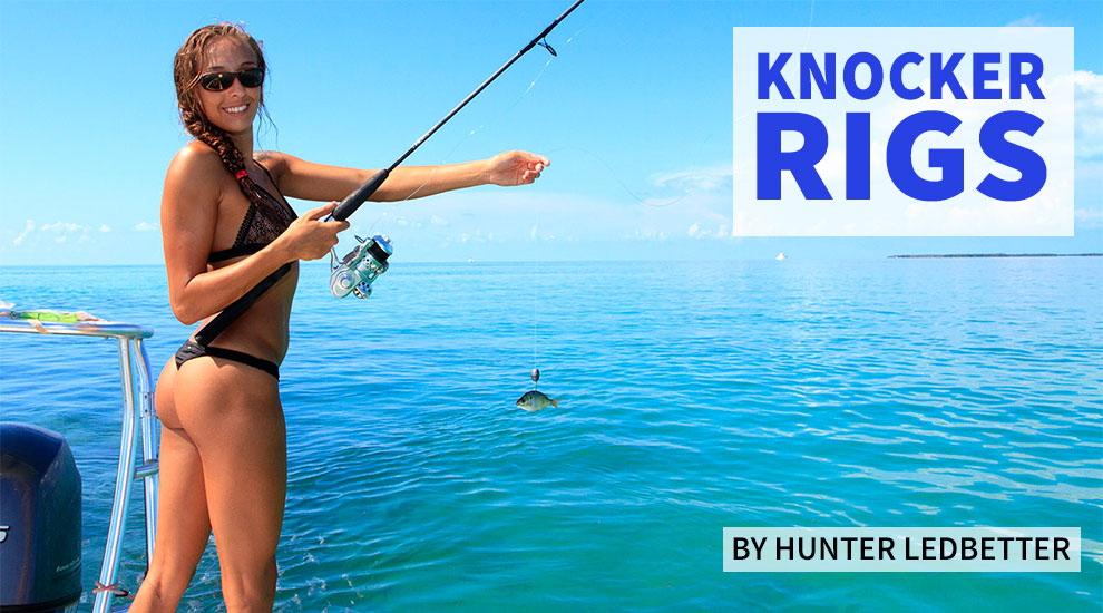 The knocker rig fishtrack com for How to fishing