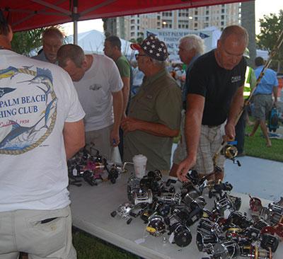 West palm beach fishing club yard sale fishtrack com for West palm beach fishing