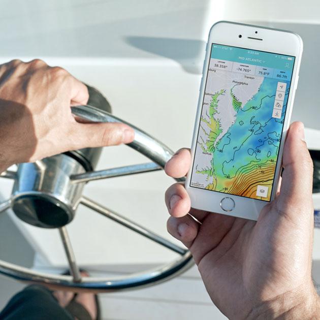 FishTrack iOS App