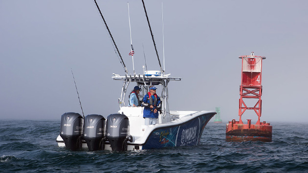 Deep Sea Fishing Features and Charts | FISHTRACK COM