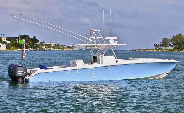 Sea Hunter Boats >> Bahama Boat Works 37 Bahama | Center Console Boat Guide ...