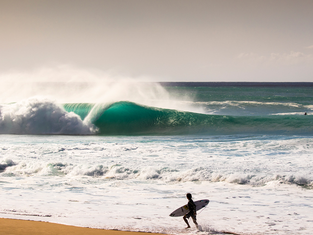 What Do La Nina And A Ridiculously Resilient Ridge Mean For Winter - The 7 best beaches for winter surfing