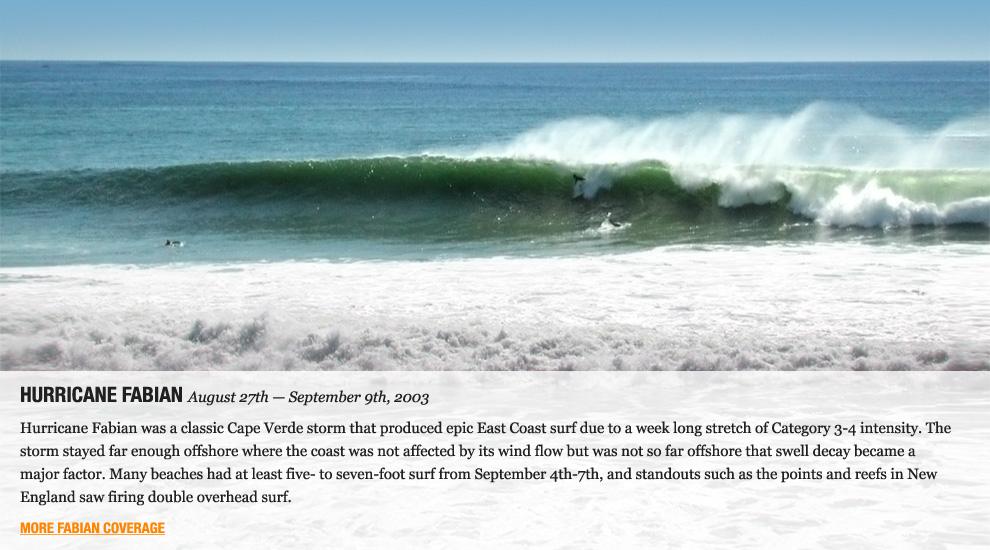 Rhode Island Surf Spots Map