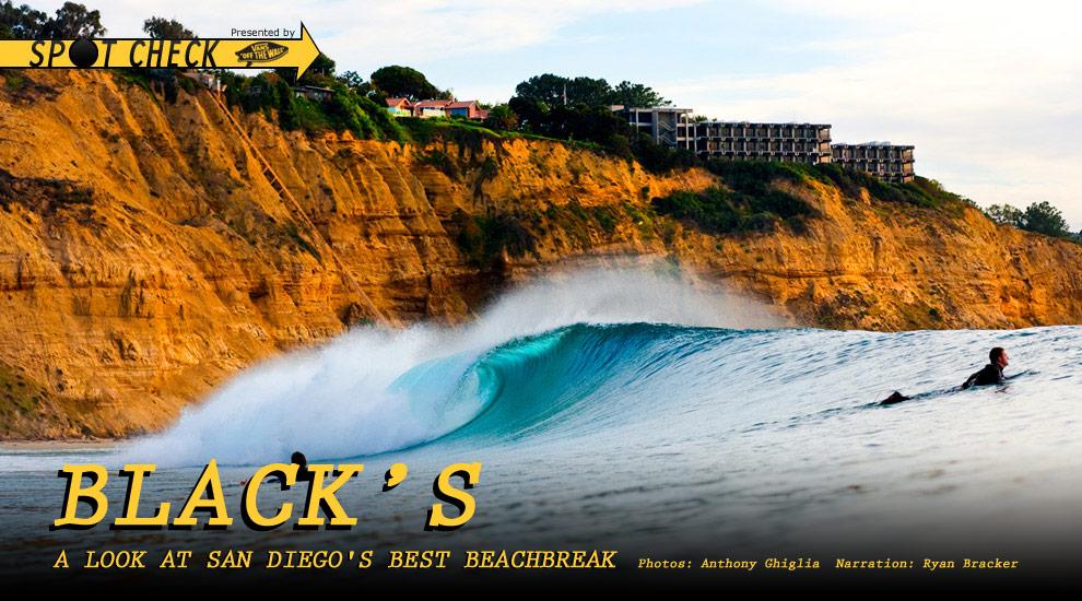 Spot Check Black S Surfline Com
