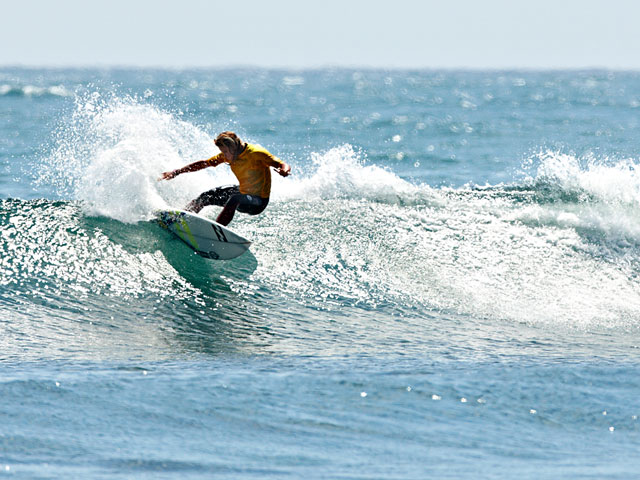SURFAID EVENT AT 1ST POINT MALIBU | SURFLINE.COM