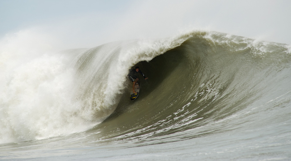 Tracking Sandy Part Two Surfline Com