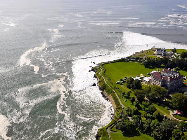 Surf Ruggles Rhode Island