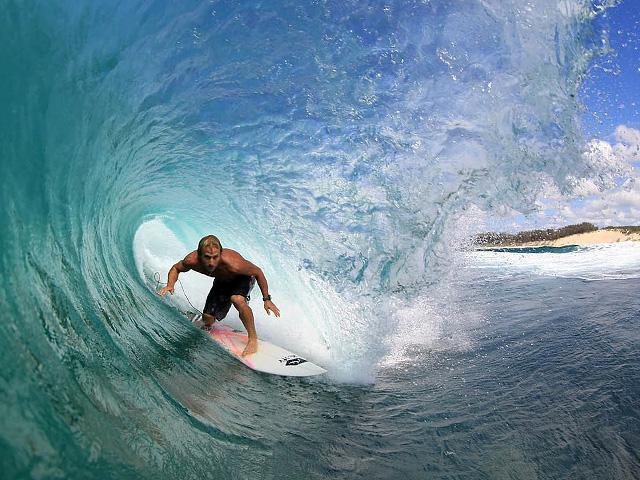 Real Surf Debuts At 2013 X Games Surfline Com