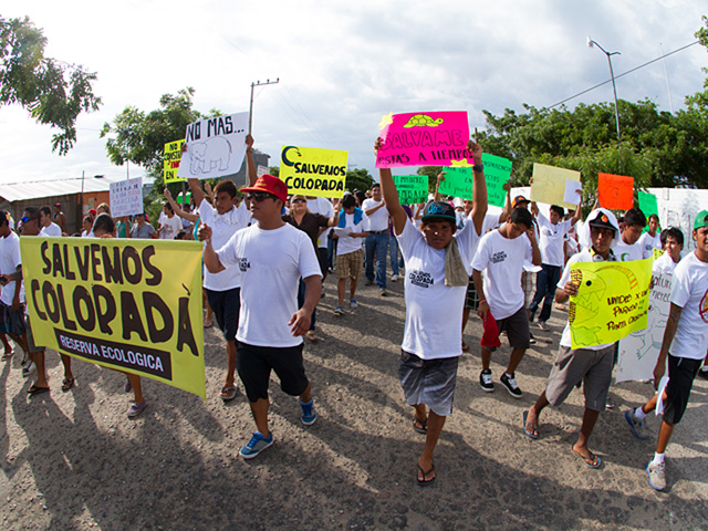 Puerto Escondido locals fight proposed development at Punta Colorada and Playa Zicatela
