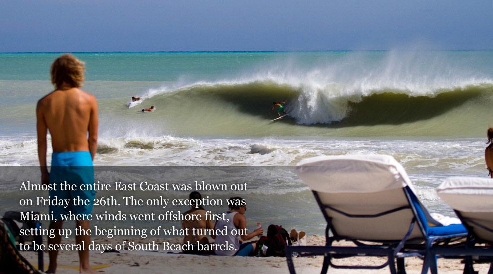 Surfline Com South Beach