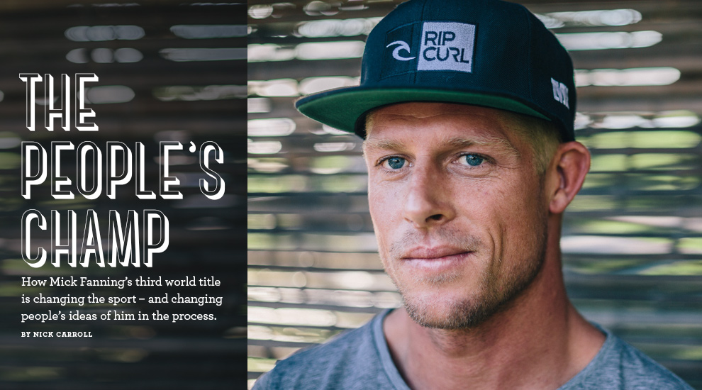 05e6dd2b13d4d MICK FANNING  THE PEOPLE S CHAMP
