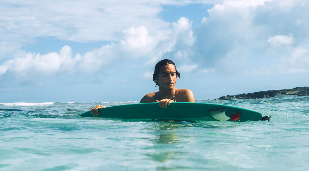 Daniel Jones Surfer