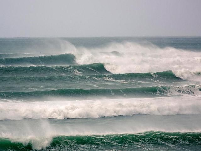 J bay surf