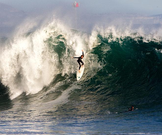 wedge steals the show surfline com