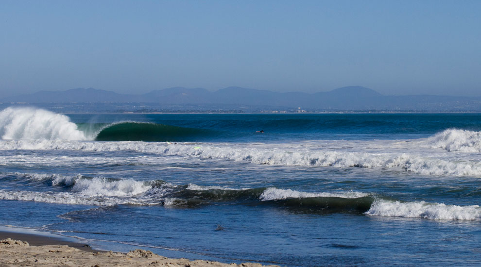 Anatomy Of A Swell Hurricane Marie August 26th 28th 2014
