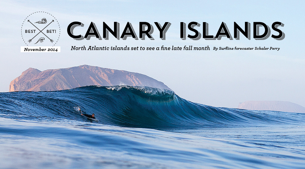 Surf Canaries Best Island