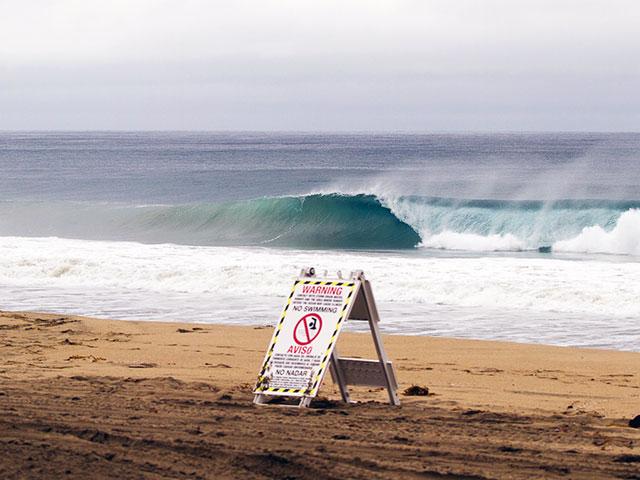 How Dangerous Is A Post Rain Surf Surfline Com