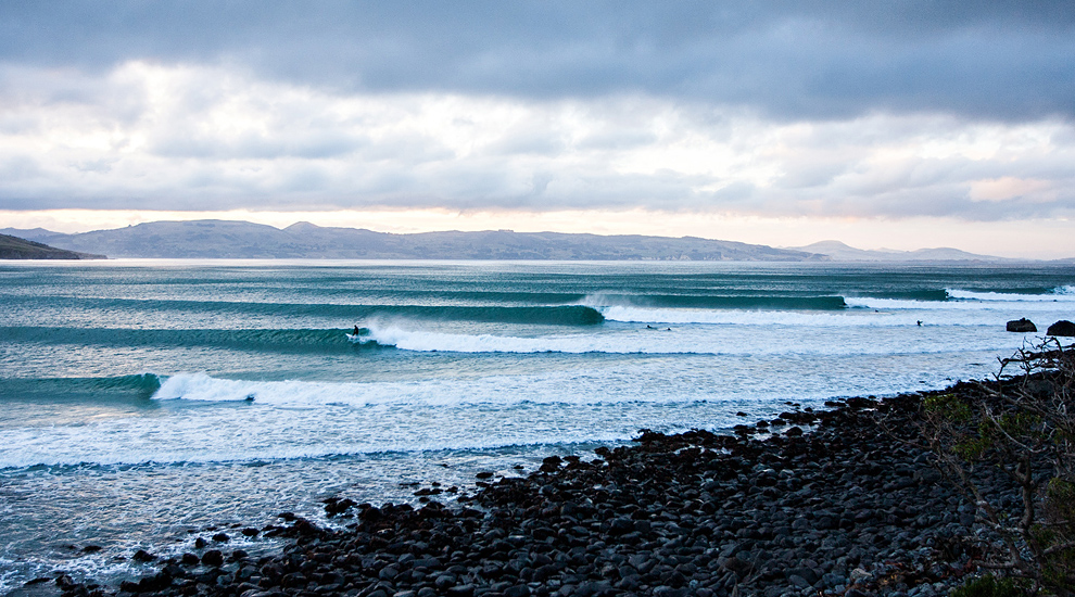 New Zealand Surfing South Island