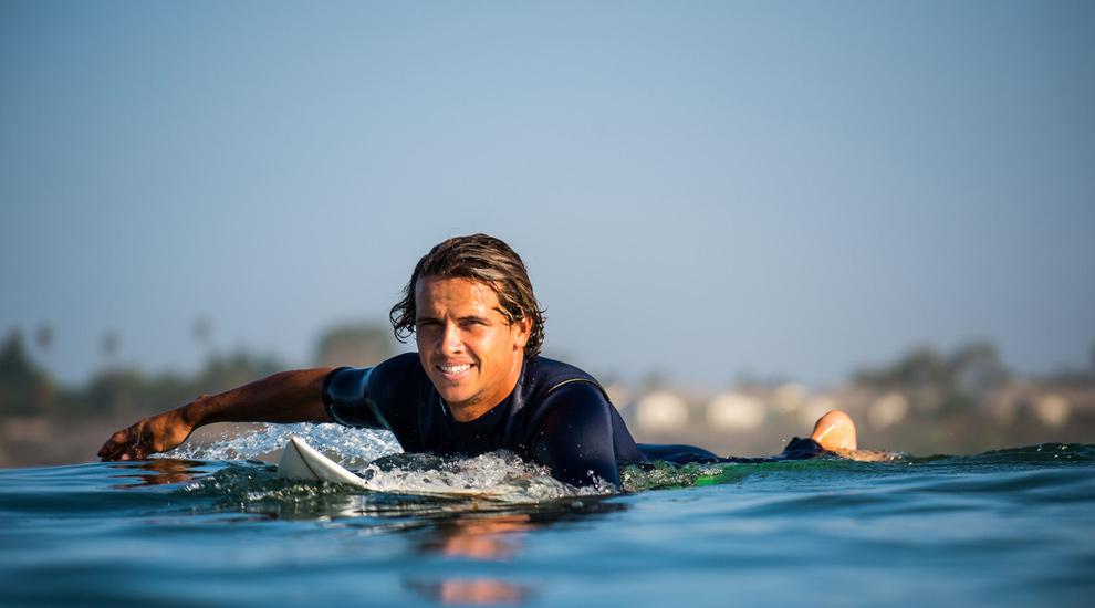 J wilson surfer
