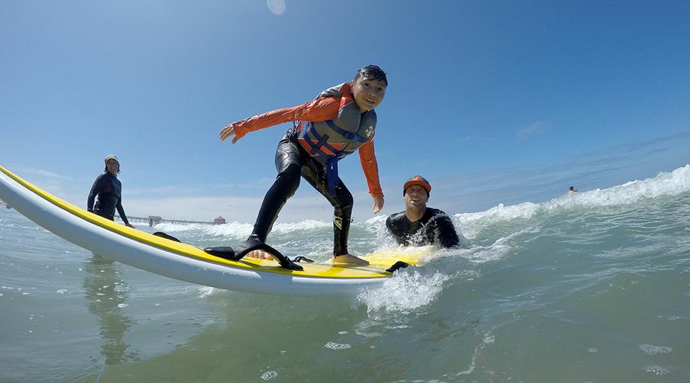 Surfline Huntington Beach South