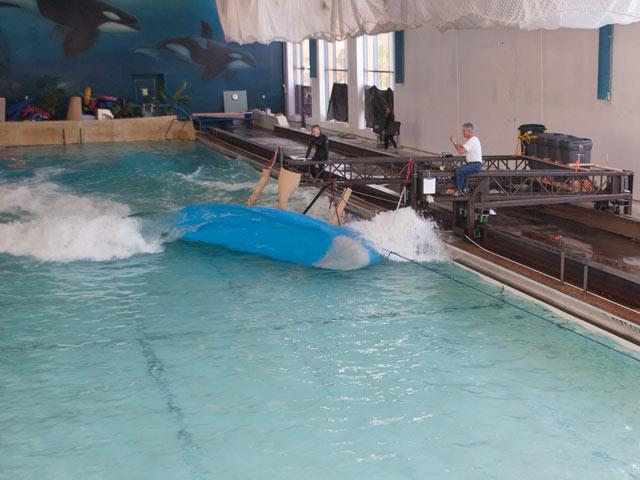 slater wave machine