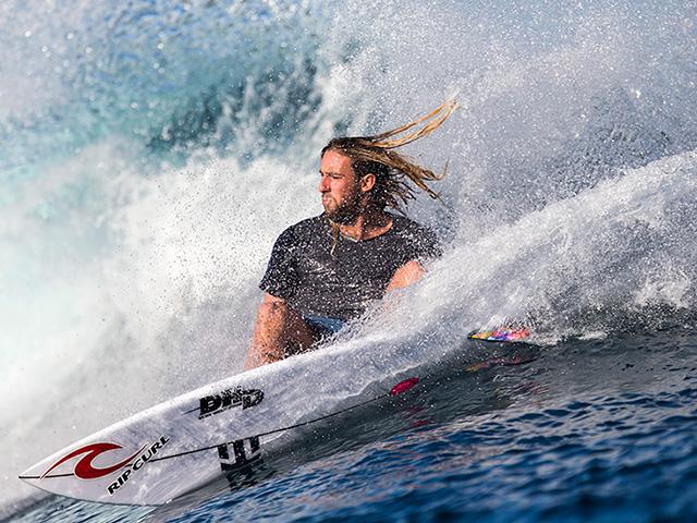 M wilkinson surfer