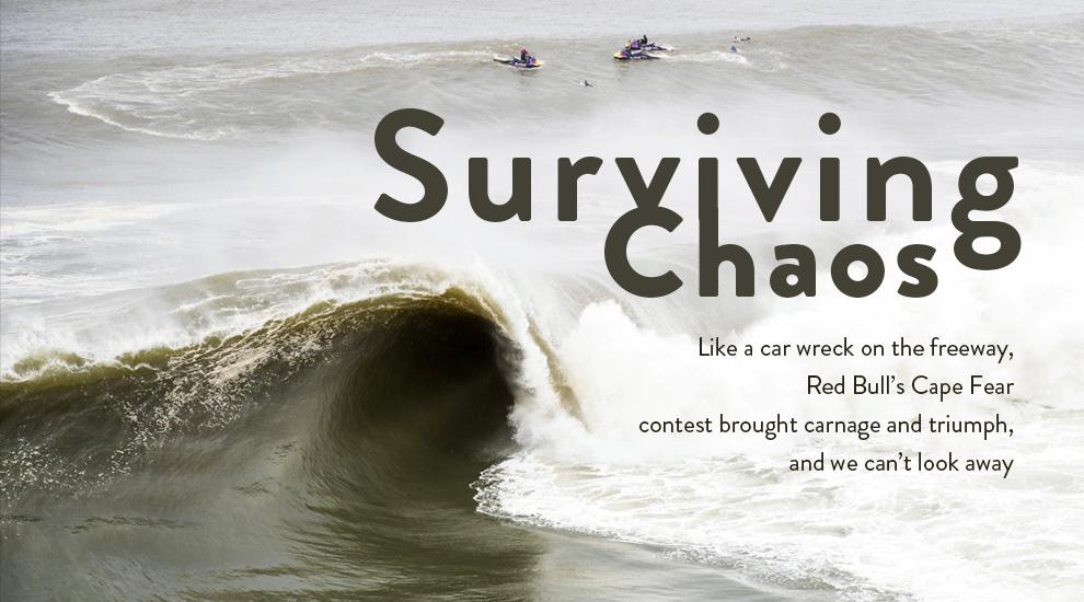 surviving chaos surfline com