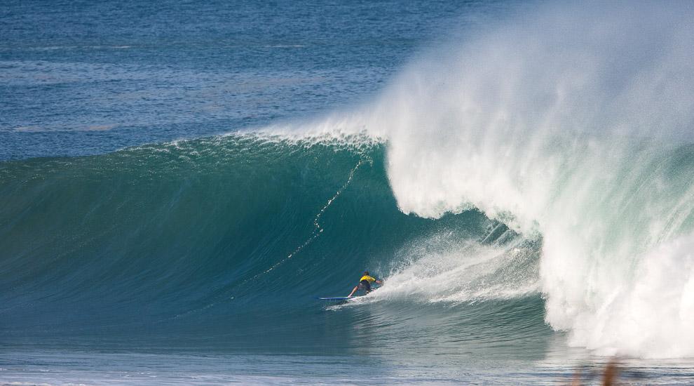 Grant 'Twiggy' Baker Wins Puerto Escondido Challenge ...