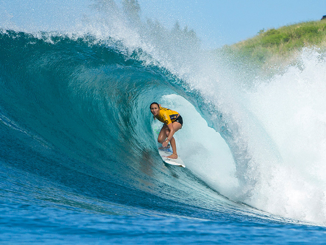 Carissa Moore and Keala Kennelly up for ESPY Awards