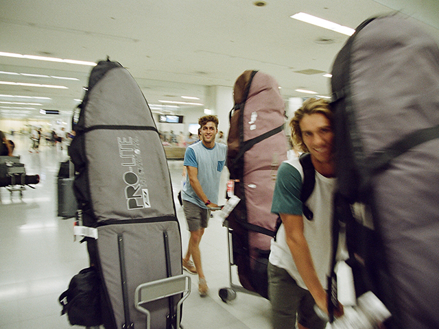 The Best (and Worst) Airlines for Surfers. Which airlines charge the most  for transporting boardbags  abdaf361b1e30