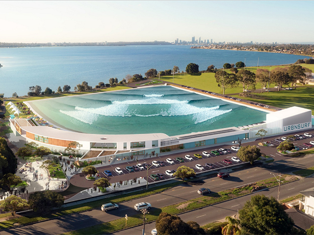 new wavepool teased amid local protests