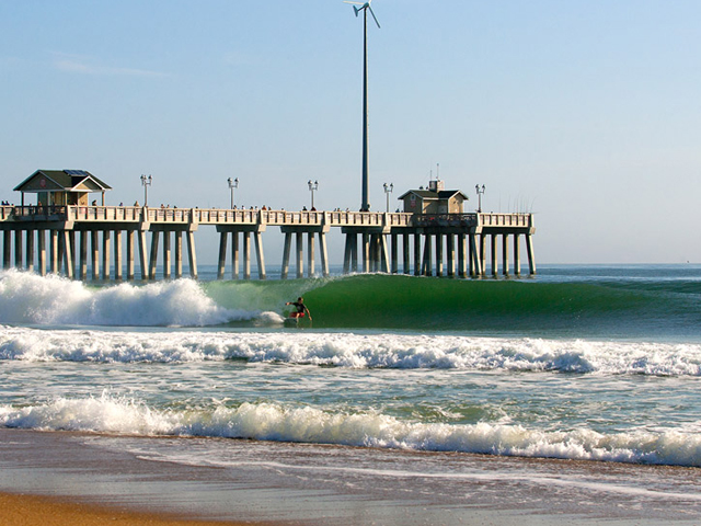 New Hd Cams At Jennettes Pier Nc And Ft Pierce Inlet Fl Expands East Coast Coverage