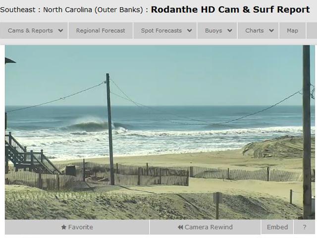 Obx Getting The East Coast Goods Sunday Surfline