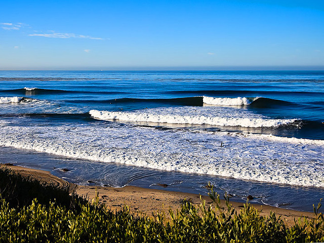 Which California Beach Has The Dirtiest Water Surfline Com