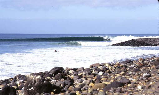 Surf Spot Travel Photo Of San Miguel